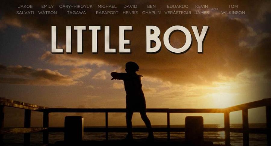 Review phim Little Boy: dịch chuyển một ngọn núi