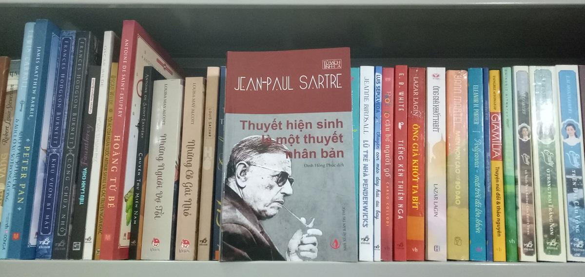 Review sách Thuyết Hiện Sinh Là Một Thuyết Nhân Bản – J.P.Sartre