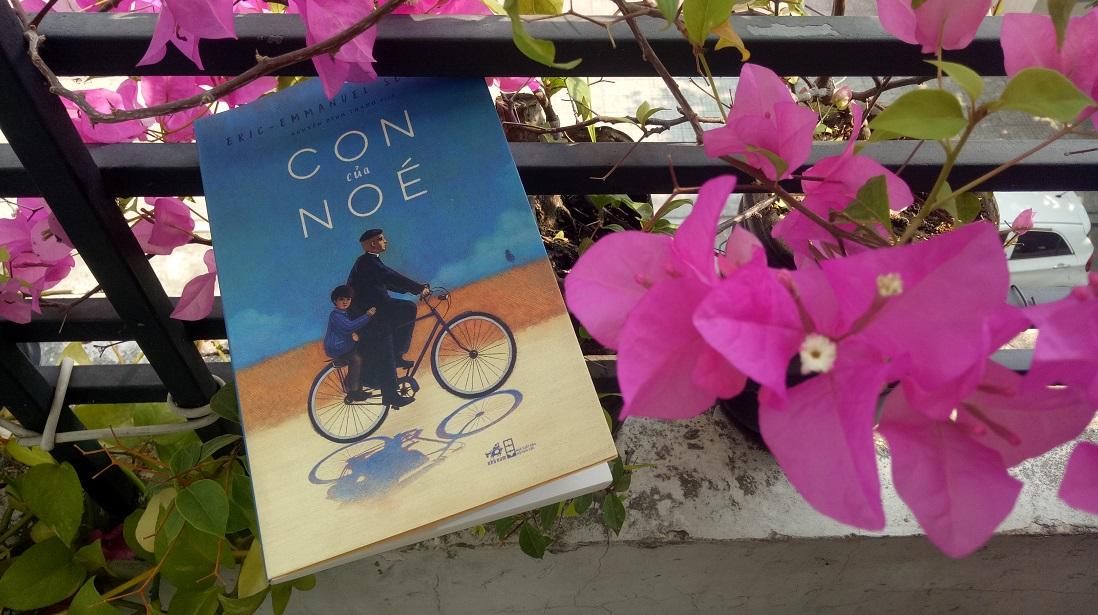 Review sách Con Của Noe – E.E.Schmitt : nhà sưu tập sự sống