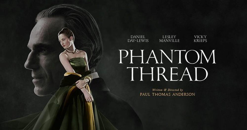Review phim Bóng Ma Sợi Chỉ (Phantom Thread): độc dược tình yêu