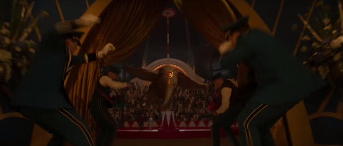 Review phim Dumbo: đôi cánh của tự do