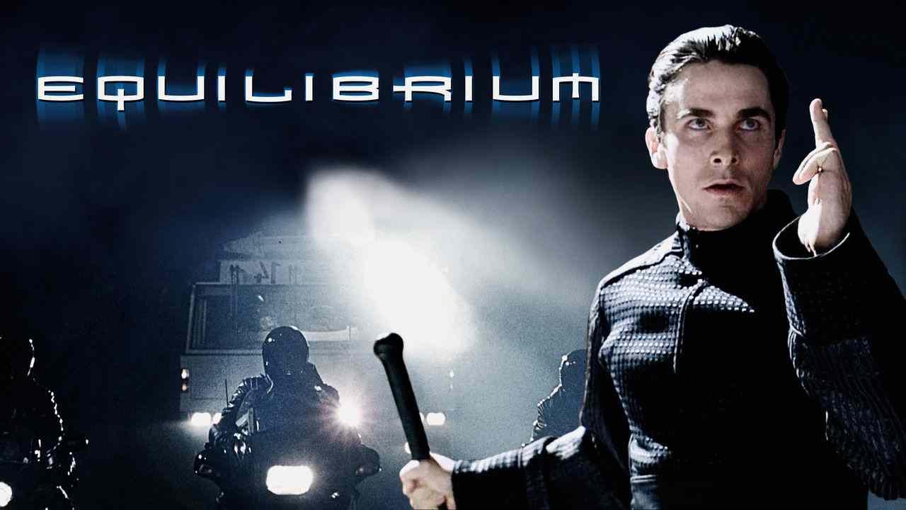 Review phim Equilibrium (2002): vô cảm là cái giá để được hạnh phúc?