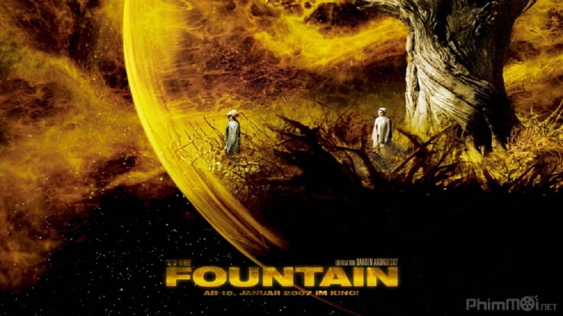 Review phim The Fountain (2006): suối nguồn sự sống