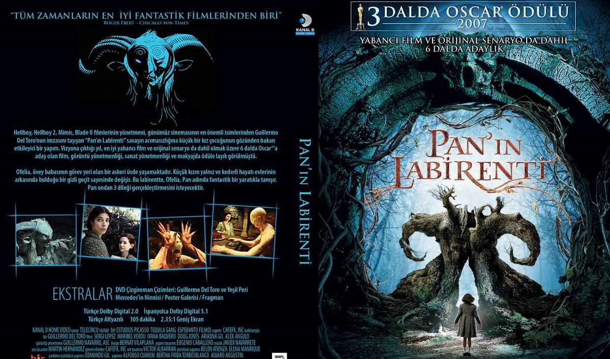 """Review phim Pan's Labyrinth (2006): những người lớn """"trẻ con"""""""