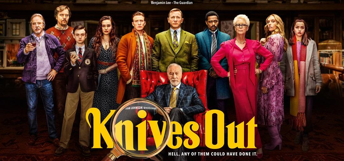 Review ý nghĩa phim Knives Out: có những cách hợp pháp để làm điều đó!