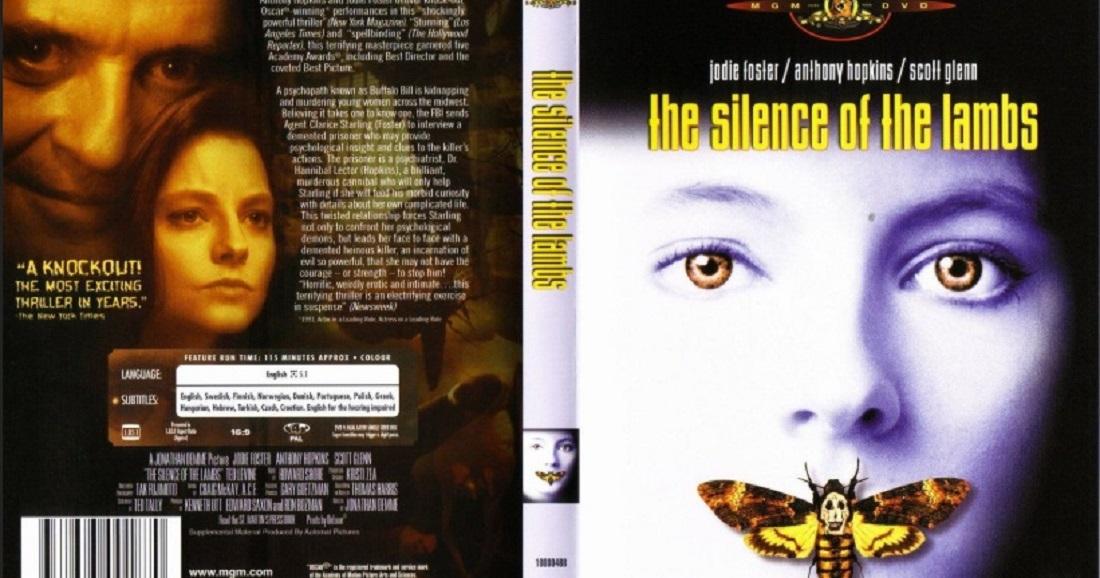 Review ý nghĩa phim The Silence of the Lambs: người, cừu, và nhộng