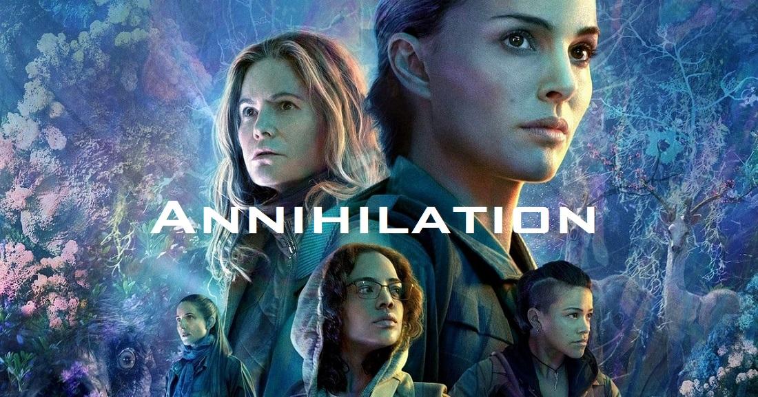 Review ý nghĩa phim Annihilation: ung thư hay tiến hóa?