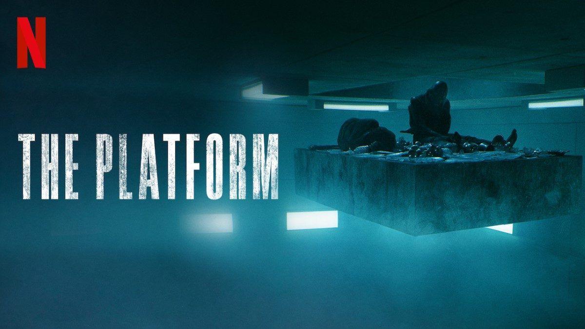 Review ý nghĩa phim The Platform: con người trần trụi