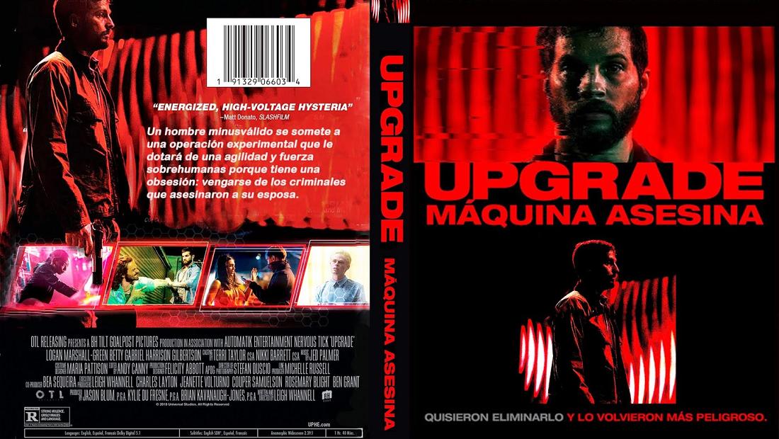 Review ý nghĩa phim Upgrade (2018): nâng cấp hay hạ cấp?