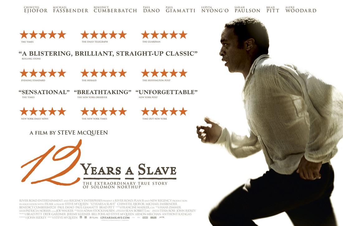 Review ý nghĩa phim 12 Years a Slave: nhìn lại lịch sử