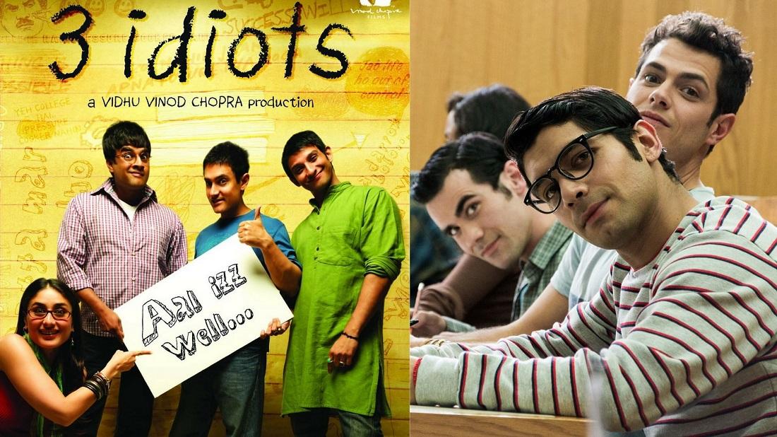 Review ý nghĩa phim 3 Idiots: đào thoát khỏi gông cùm