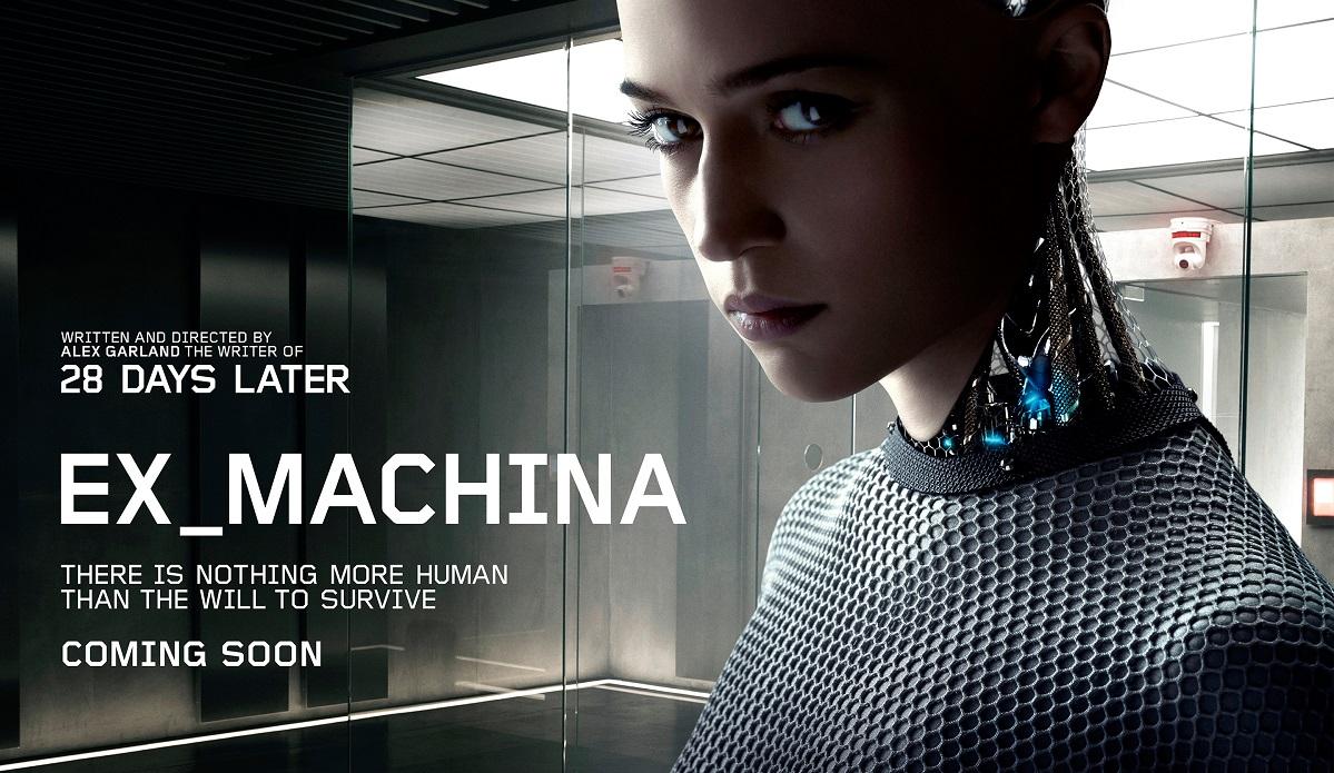 Review phân tích phim Ex Machina: thông minh hay khôn lỏi?