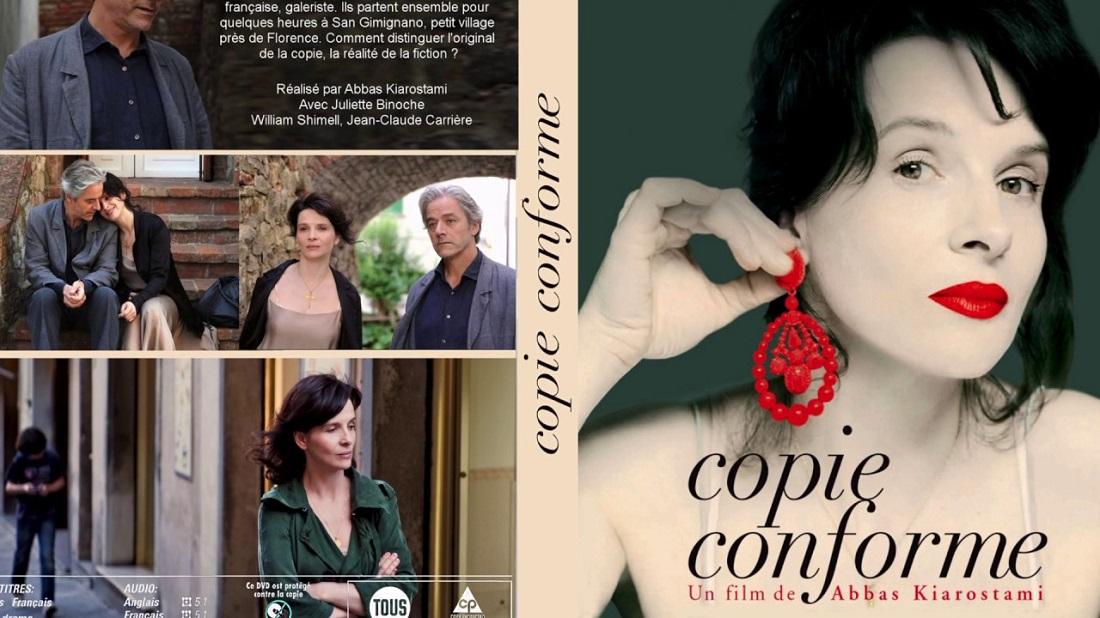 Review phim Certified Copy: quá trình 'thực chứng' của bản sao