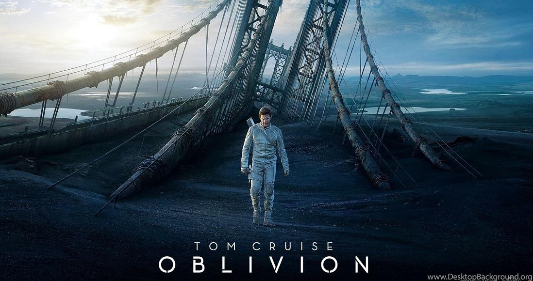Review phim Oblivion: thì ra trái đất diệt vong là do UFO!