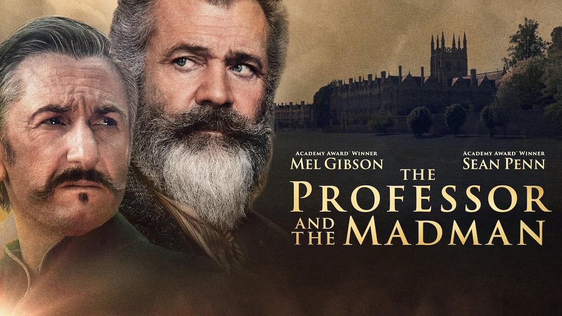 Review phim The Professor And The Madman: nếu yêu … thì sao?