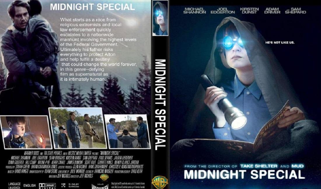 Review phim Midnight Special: cuộc thương khó của đứa trẻ nhân loại