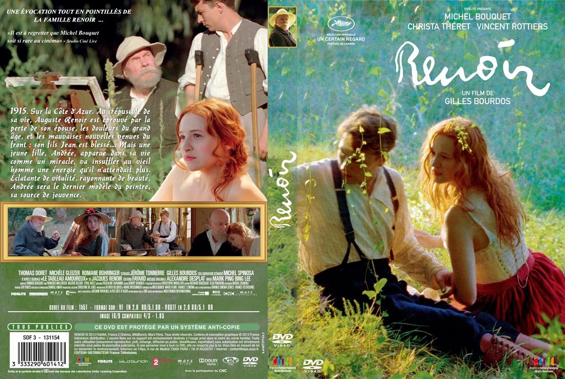 Review ý nghĩa phim Renoir: nghệ thuật và cuộc sống