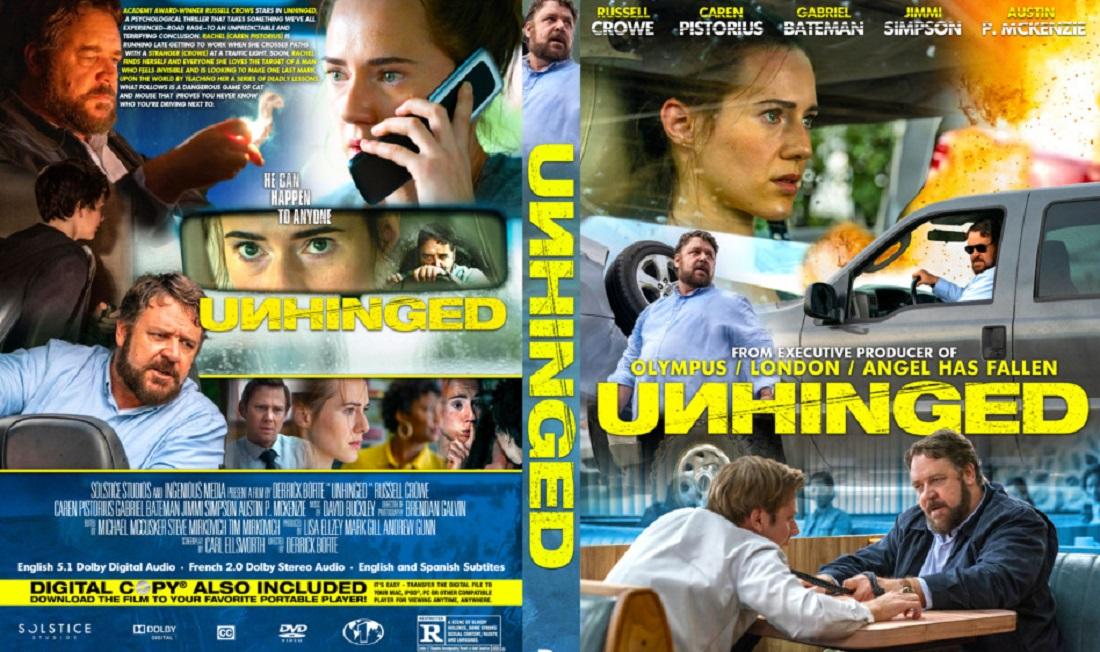 Phân tích phim Unhinged: những tiềm ẩn của gia đình – xã hội