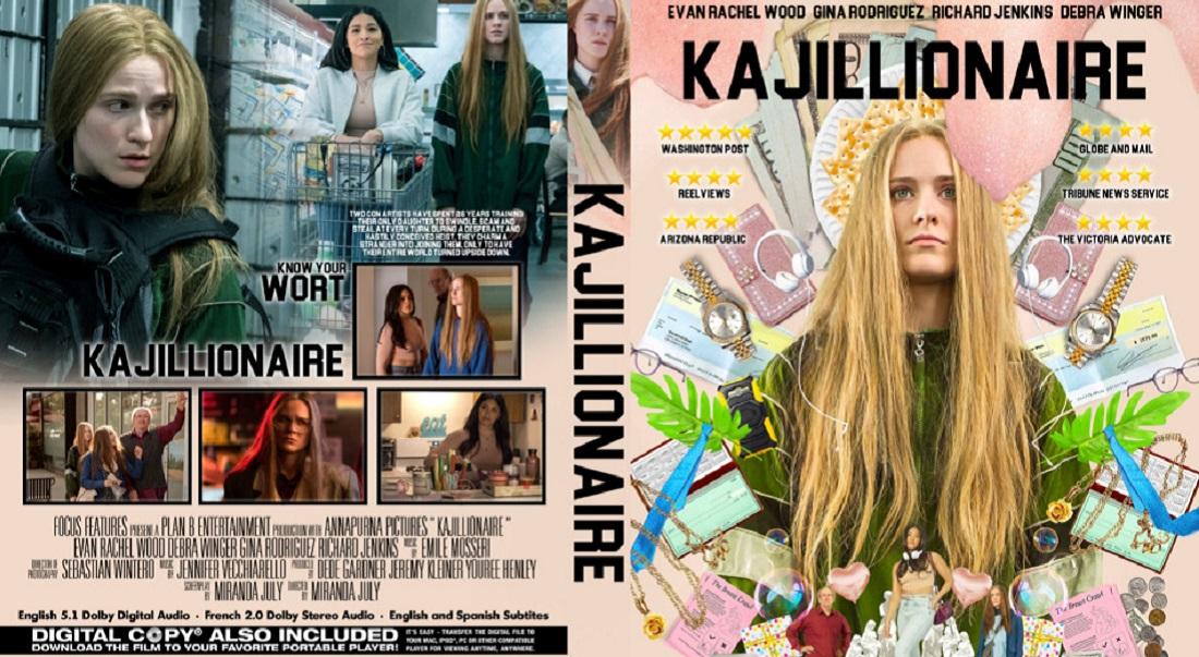 Review phân tích phim Kajillionaire: thế giới của sự chia rẽ