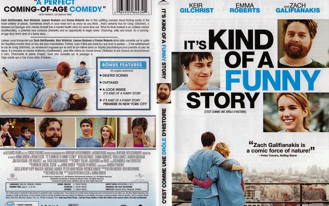 Review phim It's Kind of a Funny Story: nhìn từ trên cao
