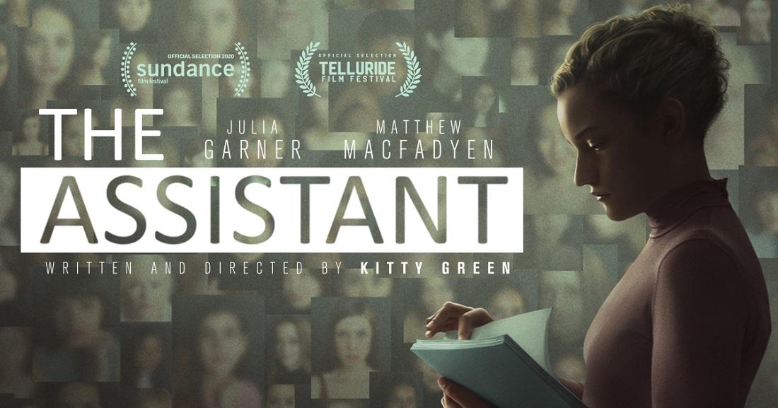 Review phim ý nghĩa The Assistant: phun phí cuộc đời