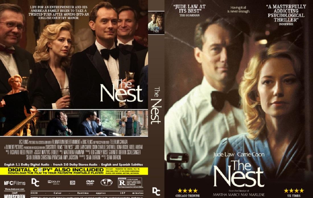 Review ý nghĩa phim The Nest: nhà là một thực thể sống