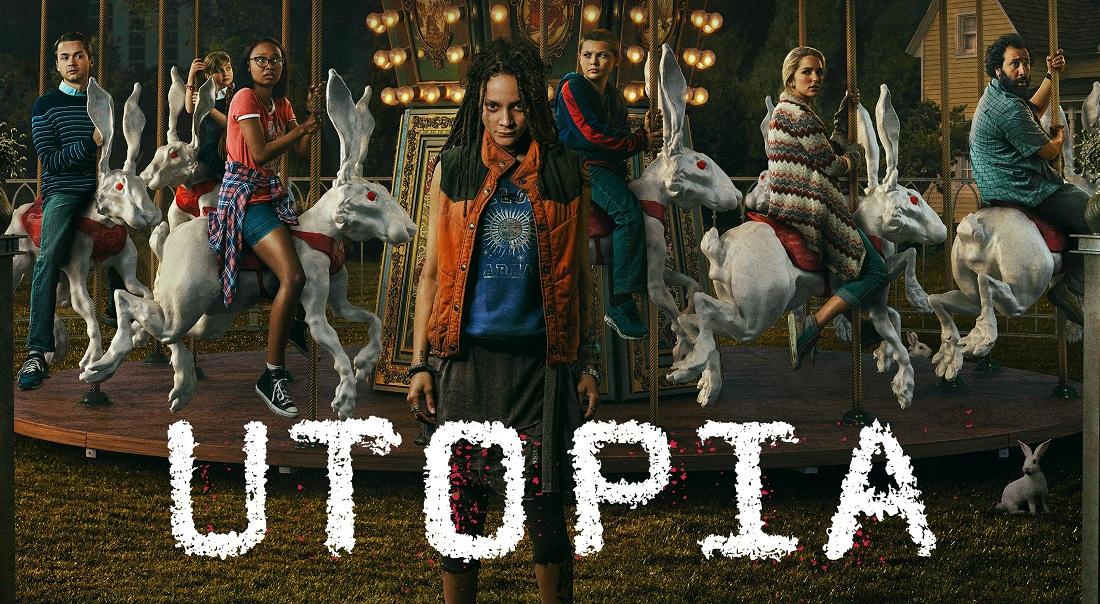 Review ý nghĩa phim Utopia: vạch mặt thiên đường giả dối
