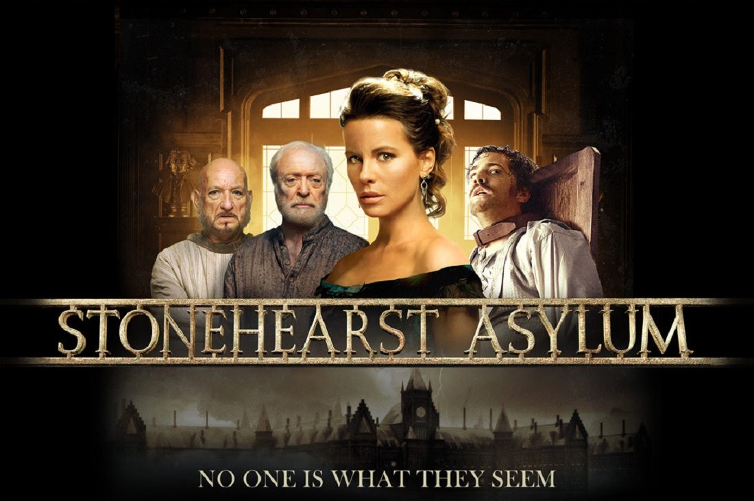 Review phim Stonehearst Asylum: điên đúng cách sẽ hạnh phúc