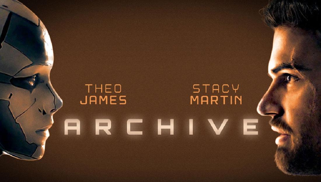 Review phim Archive: đừng sống như robot khi còn thời gian