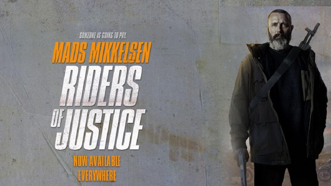 Review phim Riders Of Justice: trùng hợp hay nhân quả?