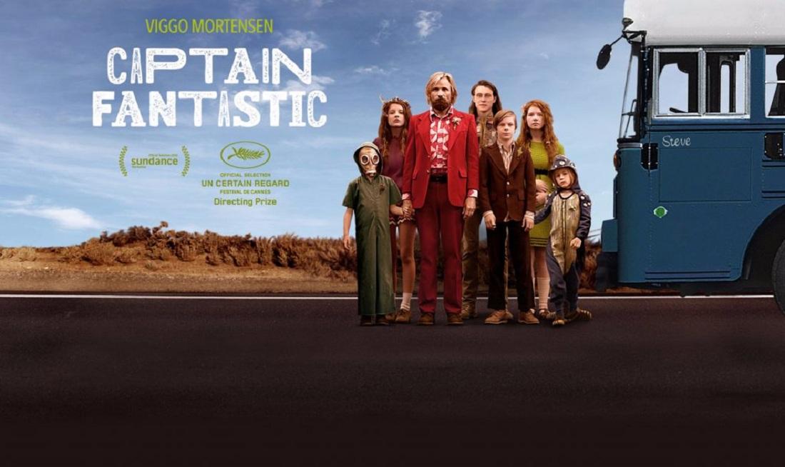 Review phim Captain Fantastic: cuộc giải cứu vô vọng của hippie